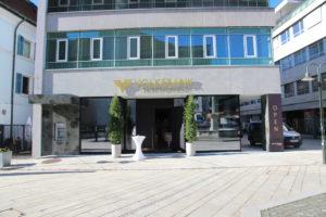 Eröffnung Private Banking am Marktplatz